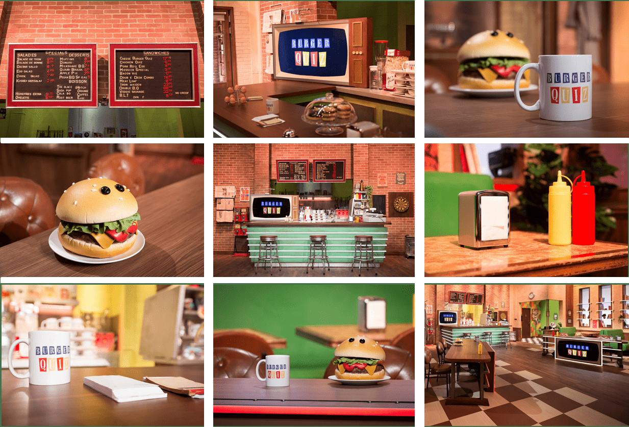 Burger Quiz (TMC) parodie les Avengers dans son teaser