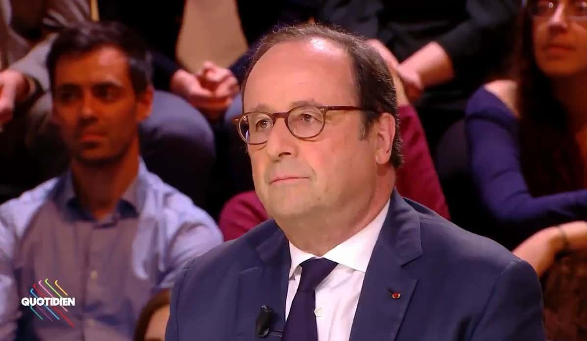 Pour Hollande, Emmanuel Macron est le