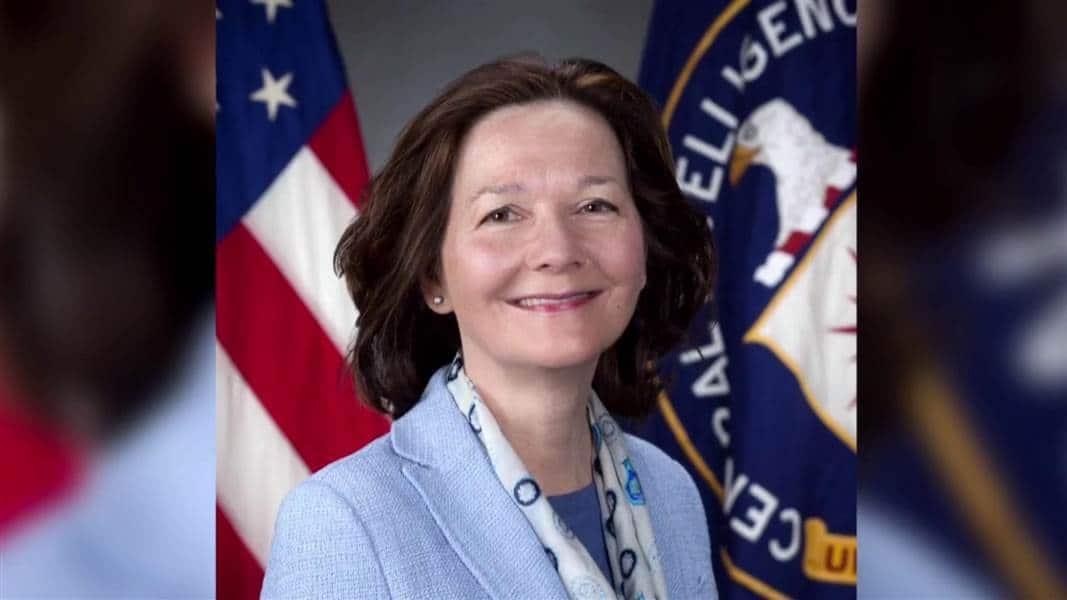 Gina Haspel à la tête de la CIA — Etats-Unis