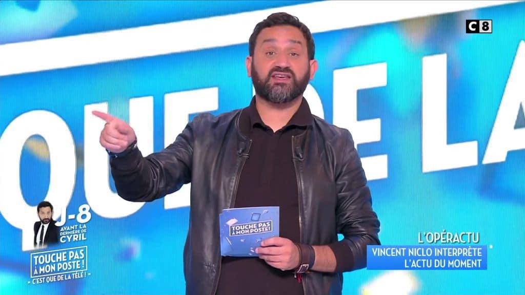 TPMP: L'ancien animateur de TF1 Laurent Fontaine rejoint Cyril Hanouna !