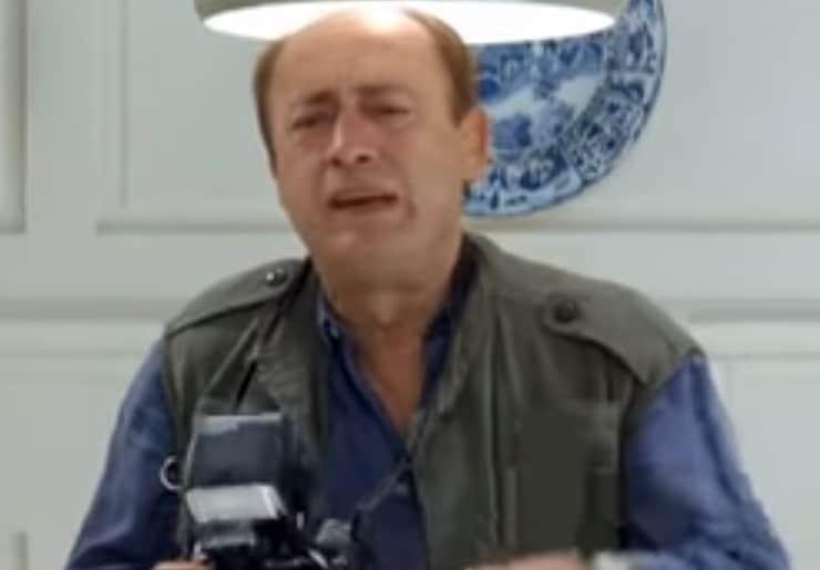 L'acteur Étienne Chicot, figure de nombreuses séries, est mort