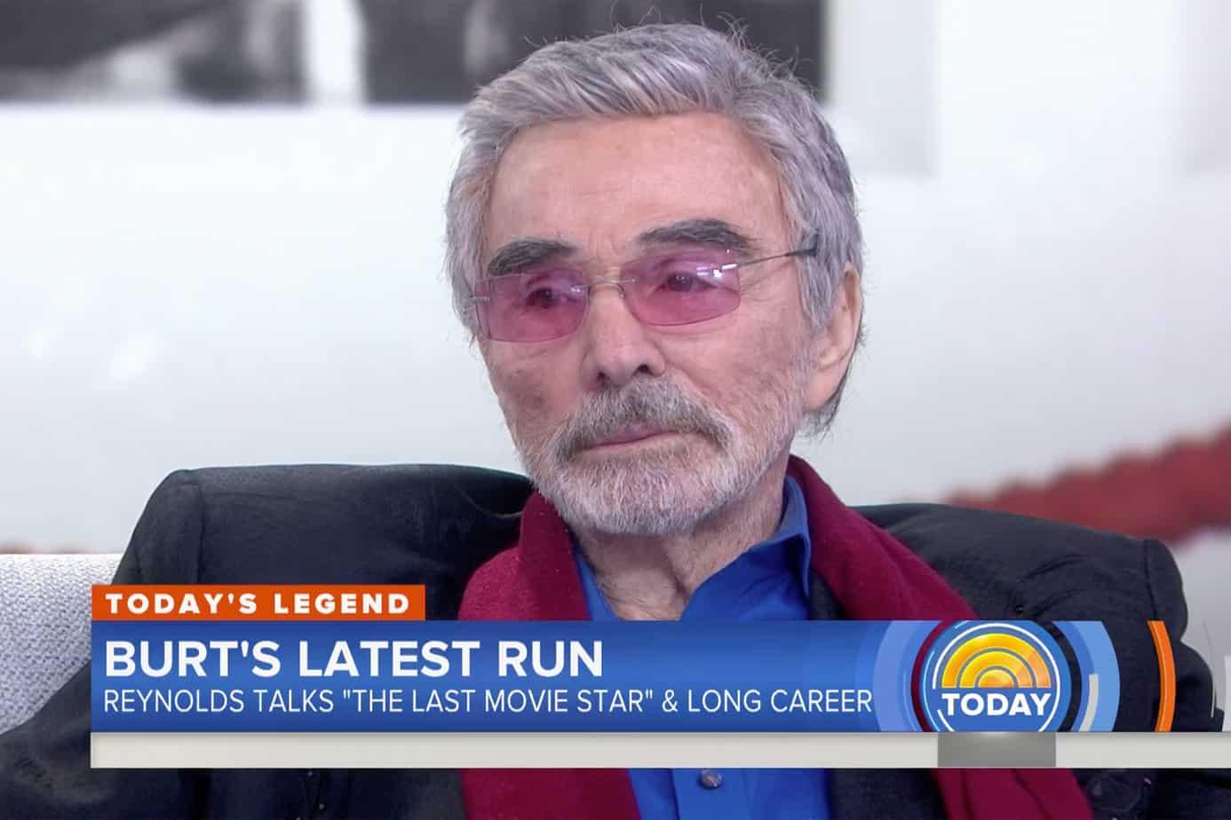 L'acteur américain Burt Reynolds est décédé