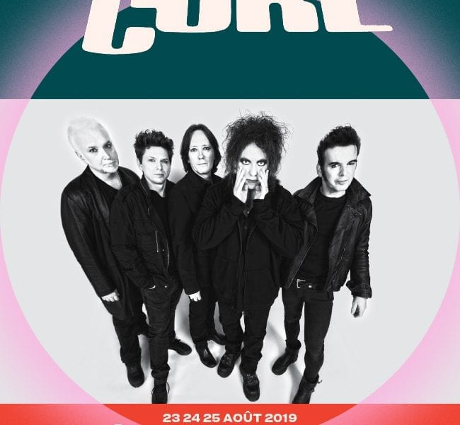 le groupe the cure sera en concert rock en seine le 23 ao t 2019 st phane larue actus en. Black Bedroom Furniture Sets. Home Design Ideas