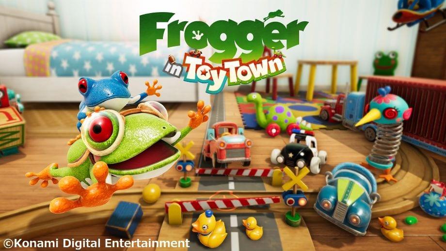 Frogger Mac